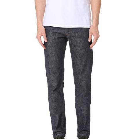 Petit New Standard Indigo Jeans