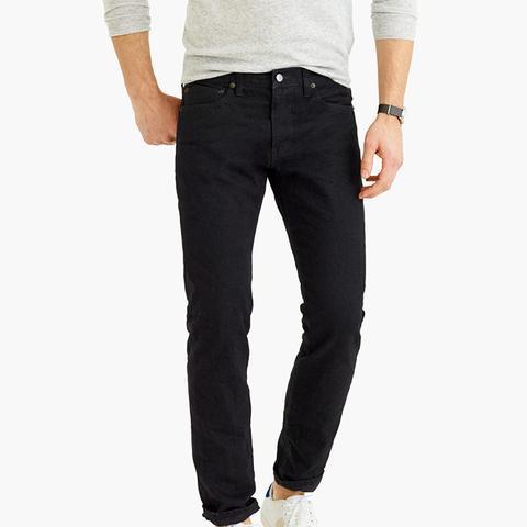 484 Jean In Barnet Black Wash