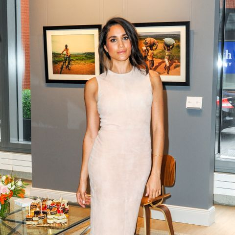 10 Times Meghan Markle Already Dressed Like a Princess