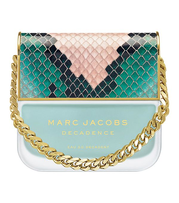 Best perfumes: Marc Jacobs Decadence Eau So Decadent