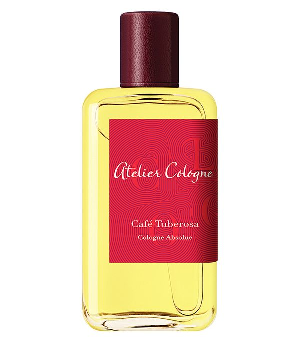 Best perfumes: Atelier Cologne Cafe Tuberosa