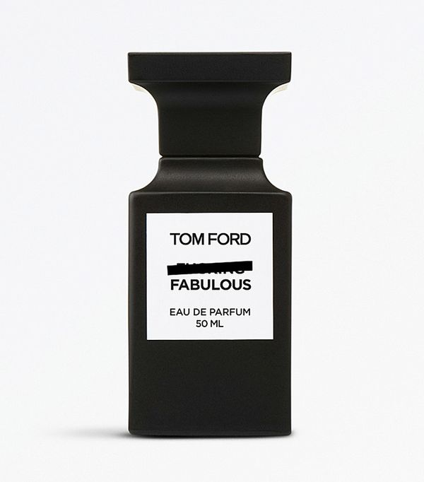 Best perfumes: Tom Ford F*cking Fabulous