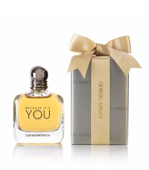 Best perfumes: Emporio Armani Because It's You