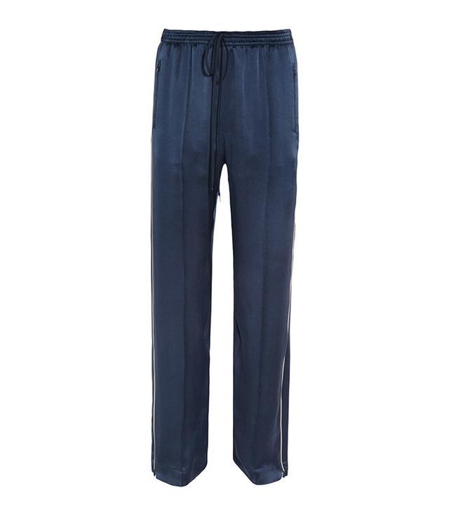 Chloé Silk-Satin Pants