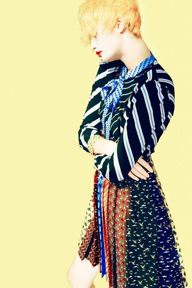 Mary Katrantzou Knight Dress