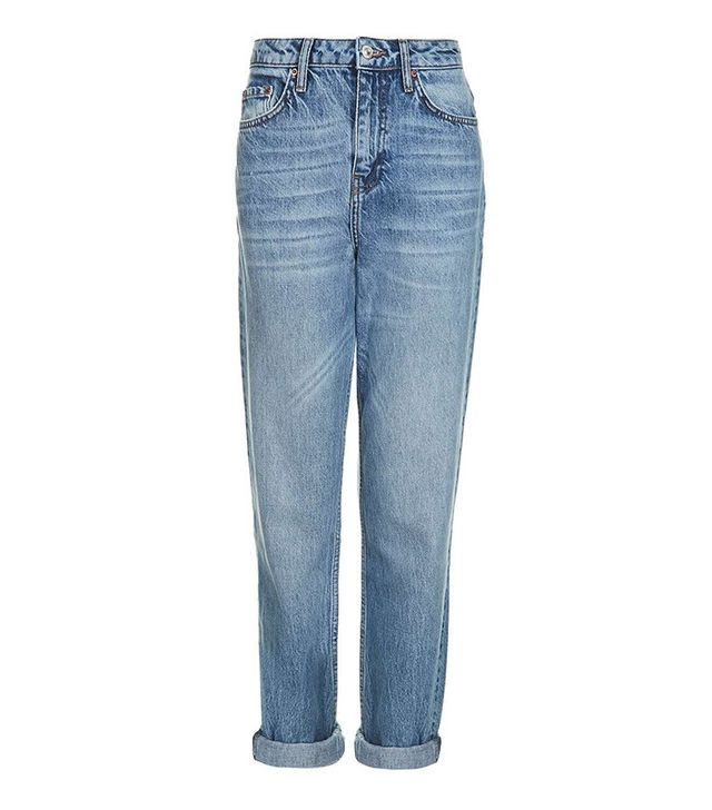 Topshop MOTO High Waist Boyfriend Jeans