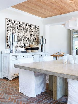 You'll Want This Home's Farmhouse Kitchen Too