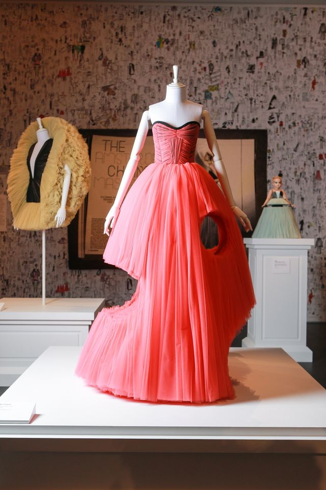 Viktor & Rolf exhibition National Gallery of Victoria