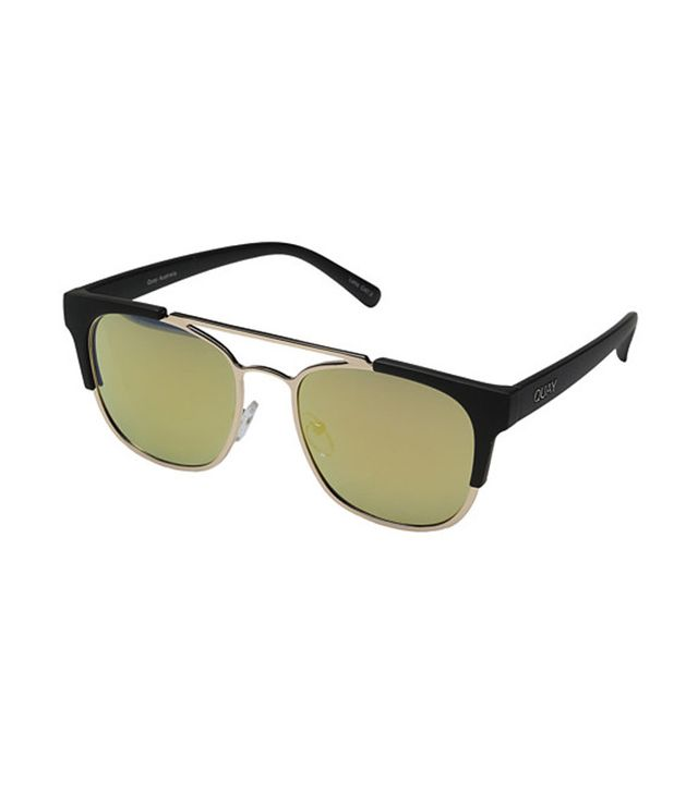 Quay High and Dry Mirrored Sunglasses