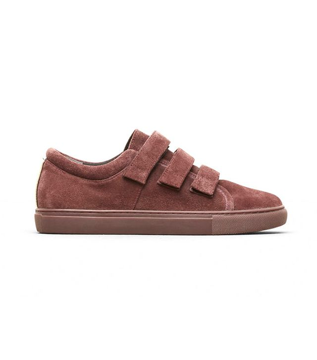 Kenneth Cole Kingvel Suede Low-Top Sneaker
