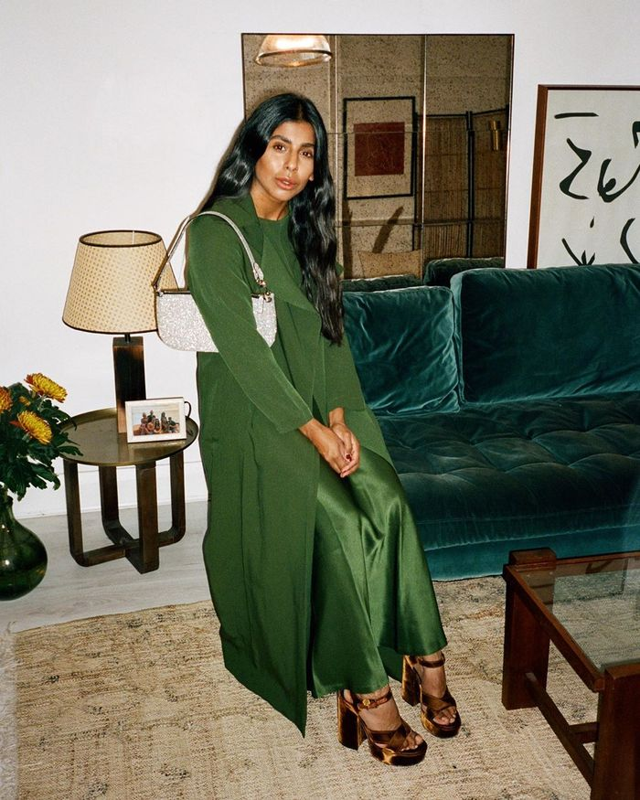 Wedding Guest Outfits: @monikh