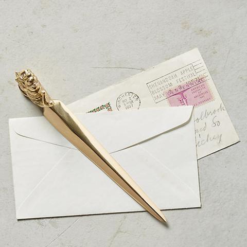 Snail Mail Letter Opener