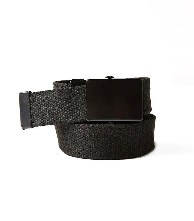Urban Outfitters Webbed Belt