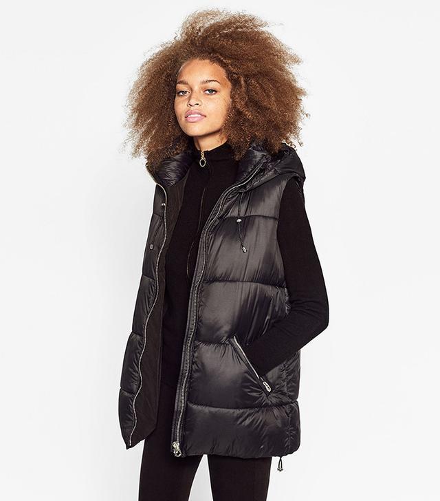 Zara Hooded Vest