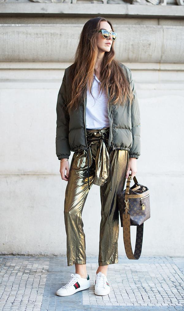 metallic-trend-street-style