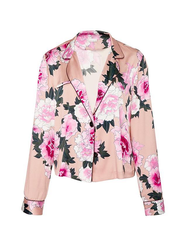Fleur du Mal Pajama Top