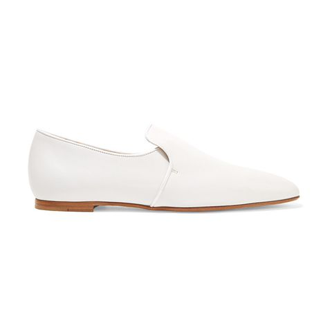 Alys Leather Loafers