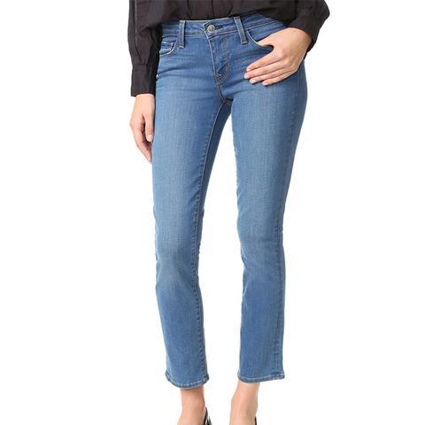 Coco Straight-Leg Jeans