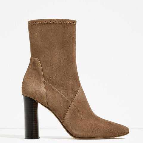 High_heel Boots