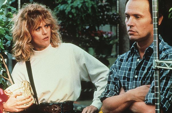 Fashion aside, how amazing are Meg Ryan's bangs?