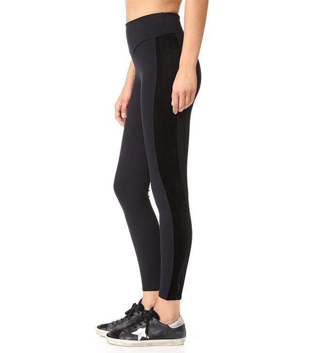 Spanx Ponte Velvet Leggings