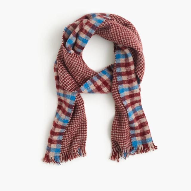 J.Crew Double-Faced Scarf
