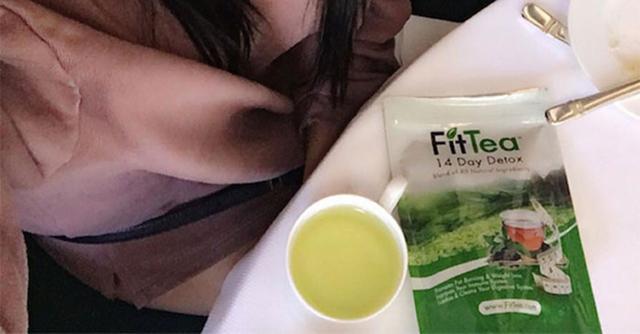 Frasi celebrity tea detox
