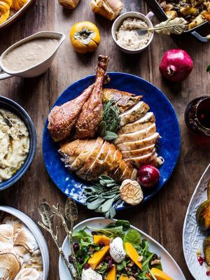 The 3 Most Popular Dishes for Friendsgiving 2016, According to Pinterest