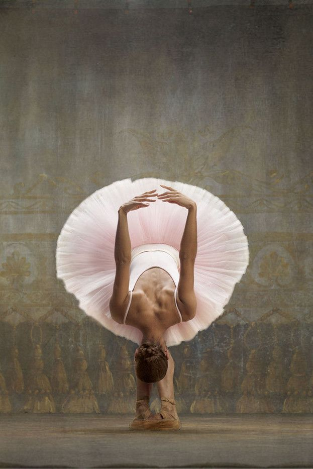 This stunning shoot for Harper's Bazaar's March 2016 issue stars real-life ballerina extraordinaire Misty Copeland re-creating some of French impressionist painter Edgar Degas's most iconic works.