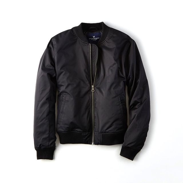 American Eagle Outfitters Classic Bomber