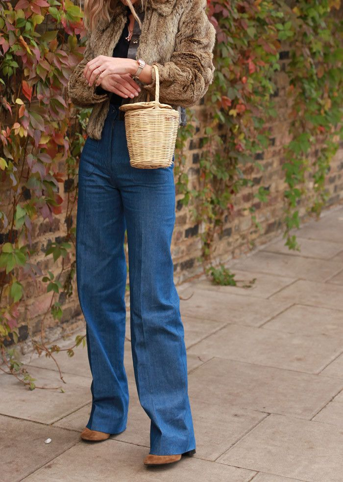Adenorah straw basket