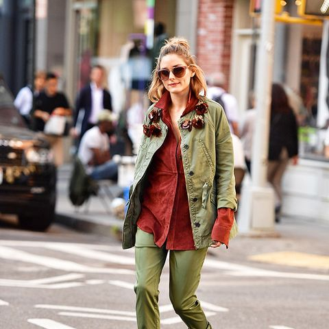 The Olivia Palermo Styling Trick to Look Polished 24/7