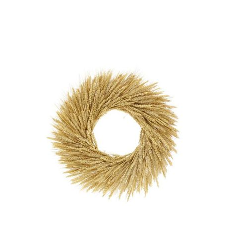 Wheat Wreath Golden Sky Smith & Hawken