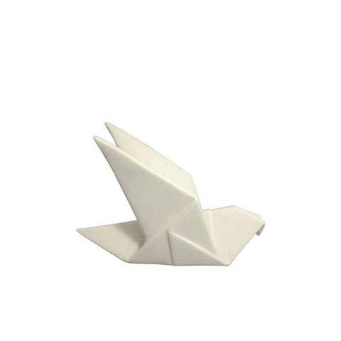 Origami Bird Figurine