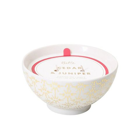 Bella Holiday Bowl Candle
