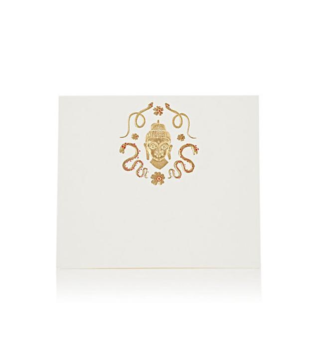 Connor Buddha Folded Place Card Set