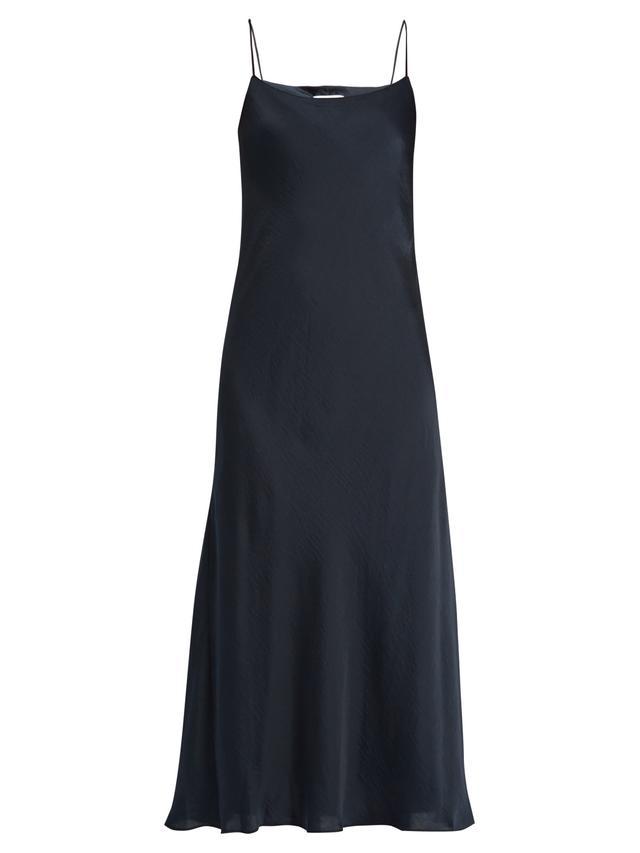 Vince Bias-Cut Slip Dress