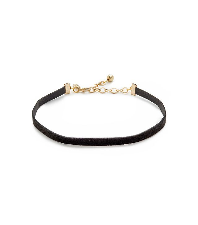 Vanessa Mooney Zoe Choker Necklace