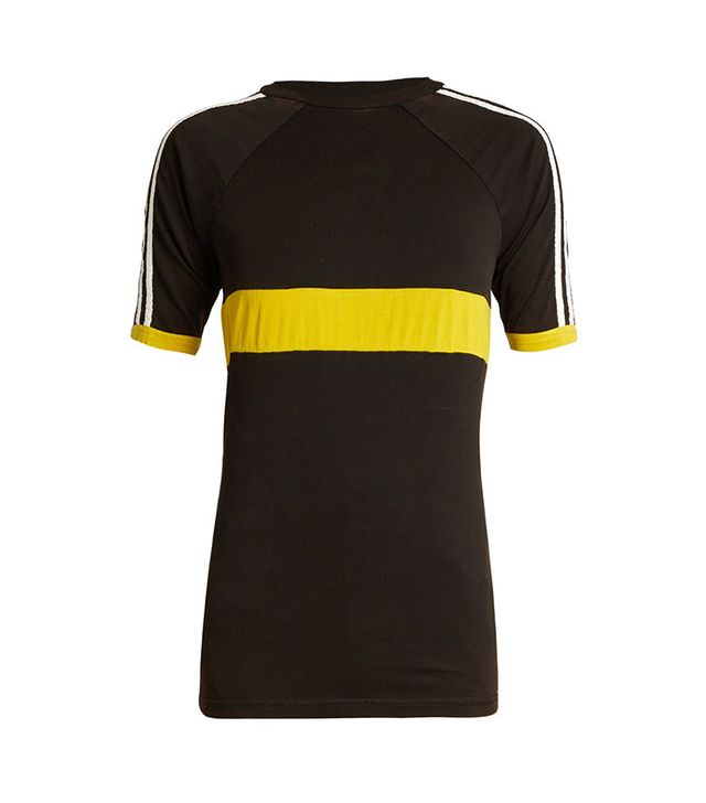 Wales Bonner George Striped Cotton T-Shirt