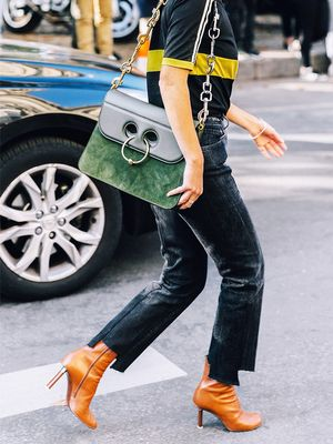 7 Easy, Chic Ways to Wear Jeans to Work