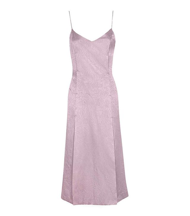 Topshop Unique Wallace Slip Dress