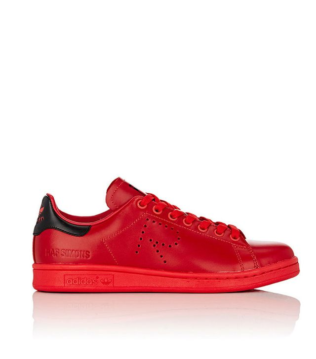 Adidas x Raf Simons Women's Stan Smith Leather Sneakers