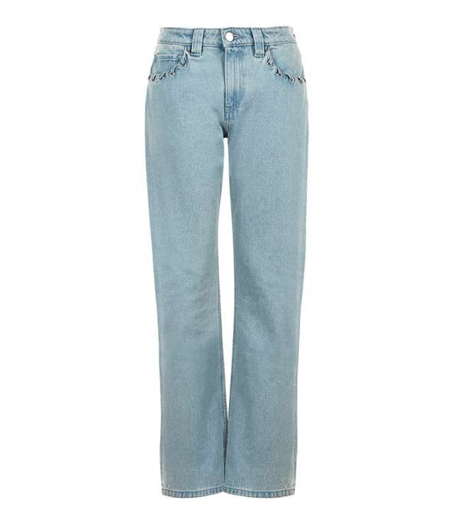 Topshop Unique Caius Boy Jeans