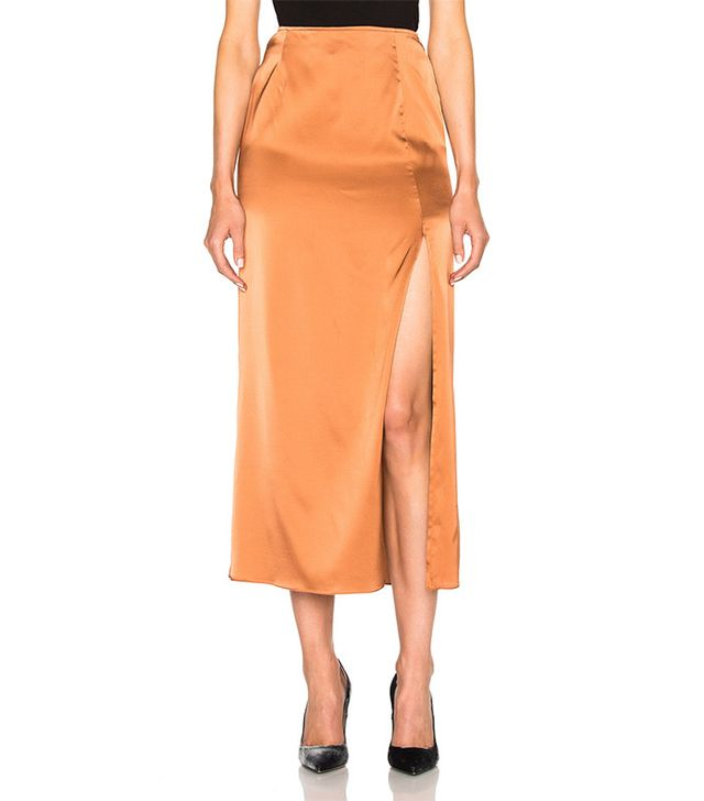 LPA 72 Skirt in Bronze