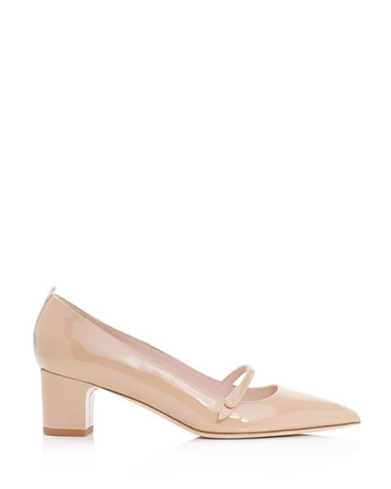 SJP by Sarah Jessica Parker Dame Pointed Toe Mary Jane Pumps