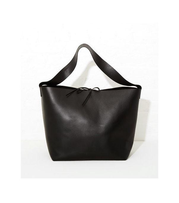Alana Hadid x Lou & Grey Leather Tote