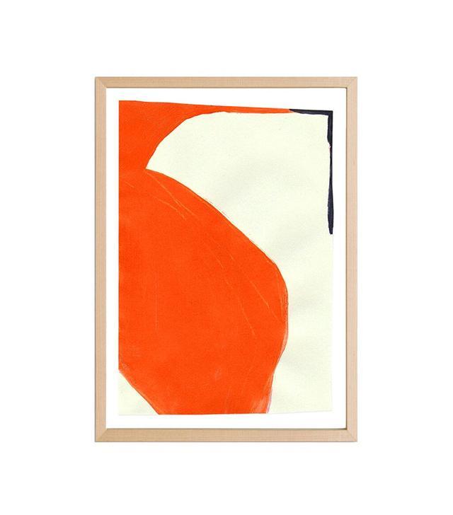 """""""Orange"""" by Rosemarie Auberson"""