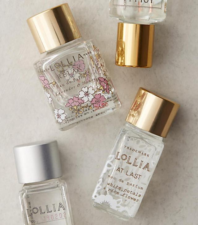 Anthropologie Lollia Mini Eau De Parfum