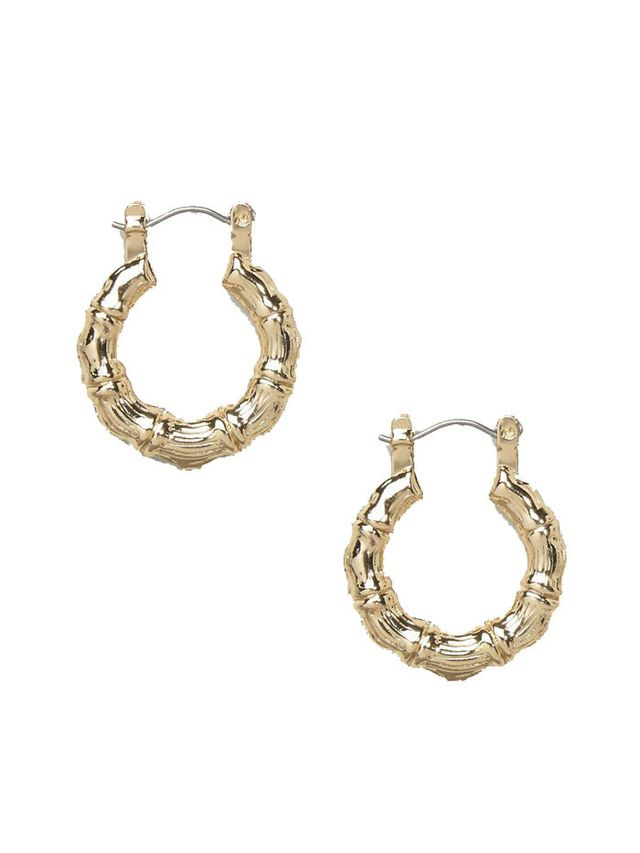 ASOS Vintage Look Hoop Earrings