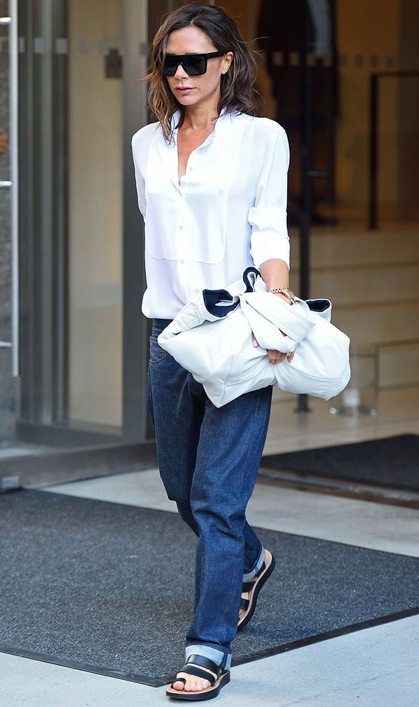 victoria-beckham-chill-outfit